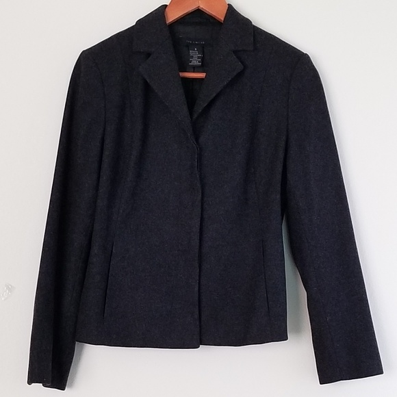 The Limited Jackets & Blazers - The Limited Cashmere Wool Blazer